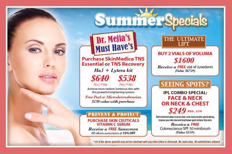 Summer-Specials